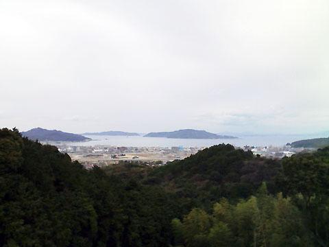 高祖山からの風景