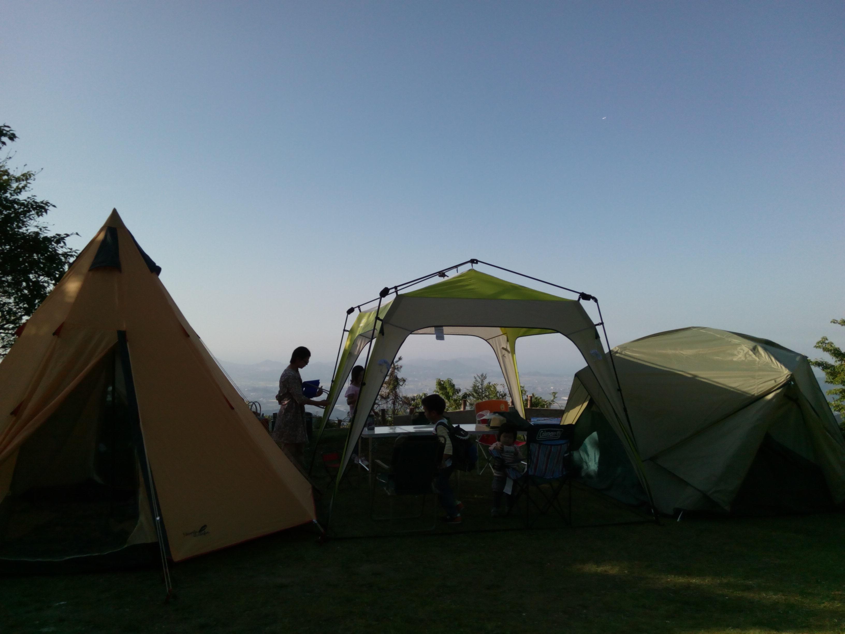雷山国際キャンプ場1
