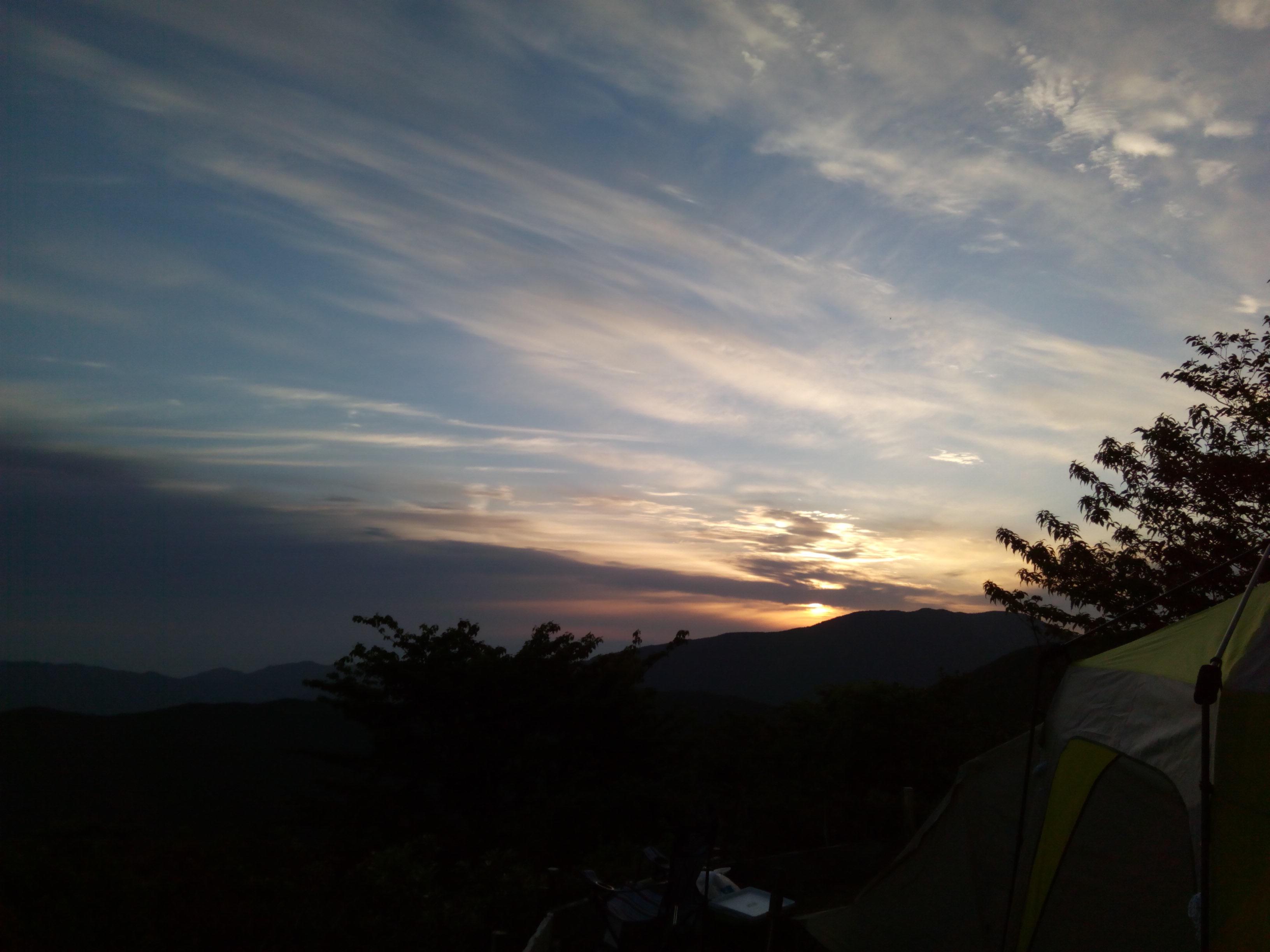 雷山国際キャンプ場4