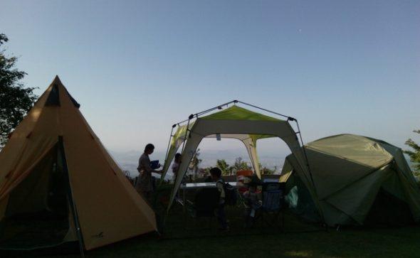 雷山キャンプ